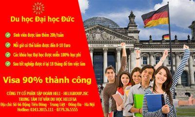 Chương trình du học Đại học tại Đức năm 2020