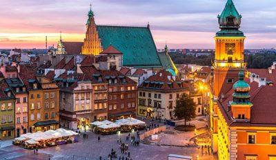 Hình ảnh tuyệt đẹp của đất nước Ba Lan