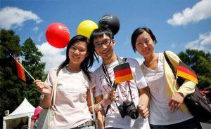 Du học sinh PTTH tại Đức cần phải có được sự tôn trọng của mình đối với mọi người