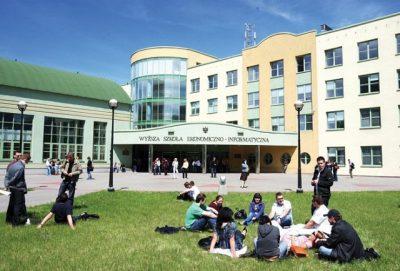 Tại Ba Lan các sinh viên được đảm bảo an toàn tuyệt đối khỏi những mối nguy hiểm