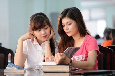 Du học sinh sẽ rèn luyện cho mình tác phong học tập nghiêm túc
