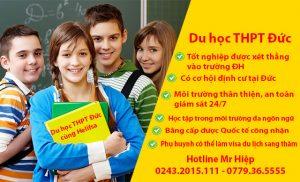 Du học THPT tại Đức đang được nhiều gia đình lựa chọn cho con em mình