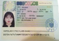 Lâm Oanh (Du học Ba Lan)