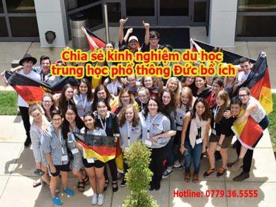 Chia sẻ kinh nghiệm du học trung học phổ thông Đức bổ ích