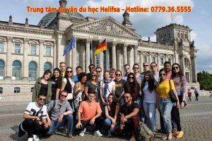 Cuộc sống du học sinh tại Đức có rất nhiều điểm khác biệt so với khi ở Việt Nam