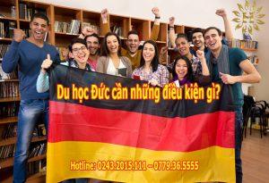 Đi du học Đức cần điều kiện gì