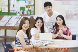 Du học sinh tại Đức có môi trường học tập hiện đại, chất lượng