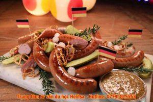 Sinh viên tại Đức có thể tự nấu ăn cho mình để tiết kiệm chi phí