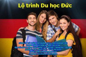 Du học Đức là lựa chọn của nhiều bạn sinh viên Việt Nam