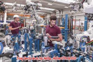 Du học Đại học Đức ngành Kỹ thuật được nhiều học sinh trên thế giới lựa chọn