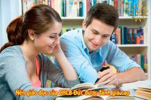 Giáo dục Đại học Đức được đánh giá cao trên thế giới