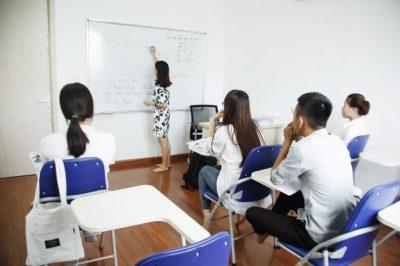 Lớp đào tạo tiếng Đức tại Trung tâm tư vấn du học Helifsa