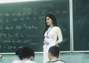 Giáo viên ngoại ngữ là ngành nghề đang thu hút được nhiều sự chú ý nhất hiện nay