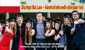 Du học Đại học Ba Lan là hành trình mới cho bạn trẻ