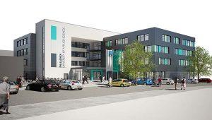 Ngôi trường Đại học lớn nhất nước Đức