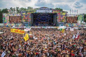 Nơi tổ chức ra một buổi lễ hội âm nhạc lớn tại Ba Lan