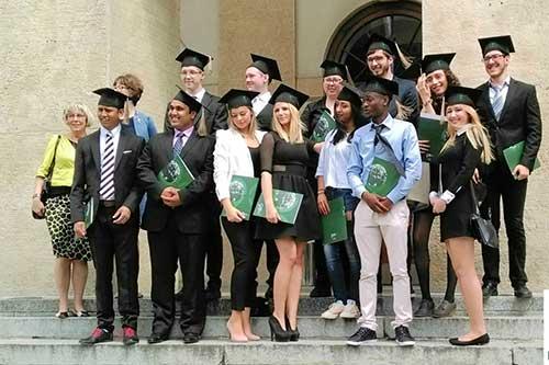 Đại học Poznan là ngôi trường sáng giá để lựa chọn học ngành kinh tế tại Ba Lan