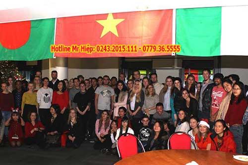 Du học sinh Việt nam và các nước tại Ba Lan