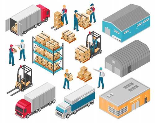 Ngành Logistics là một chuỗi hoạt động nhằm mục đích tối ưu các khâu sản xuất và đưa đến tay người tiêu dùng