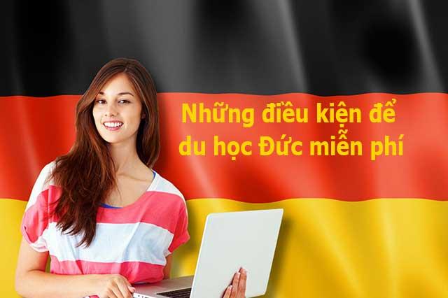 Có thể đi du học Đức miễn phí 100%