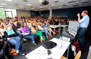 Rất nhiều sinh viên chọn nước Đức là nơi du học Đại học ngành Sư phạm