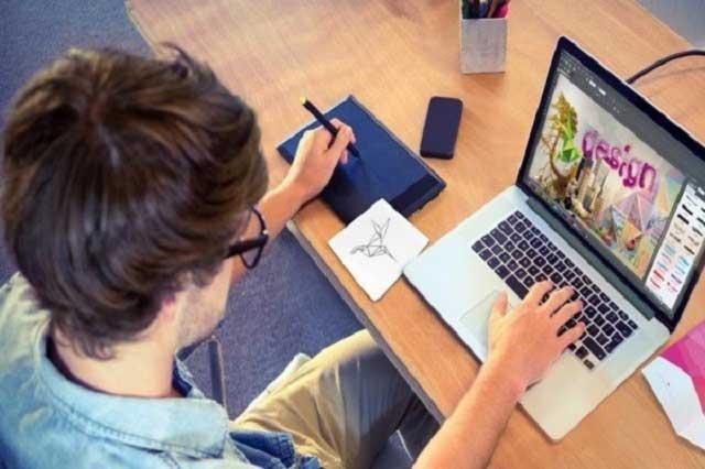 Ngành thiết kế đồ họa mở ra rất nhiều các cơ hội việc làm tại các công ty lớn nhỏ trên toàn thế giới