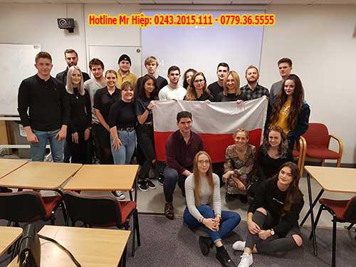 Lựa chọn Ba Lan là điểm đến du học tuyệt vời cho ngành học này