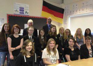 Tại các trường đại học Đức hiện nay đang tạo thêm điều kiện để sinh viên toàn thế giới đến du học