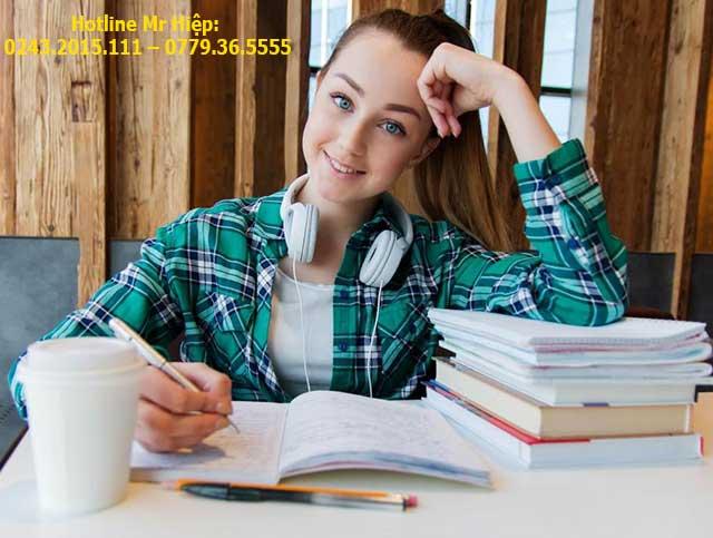 Điều kiện đầu tiên du học sinh cần phải có đó là lưu loát tiếng Anh
