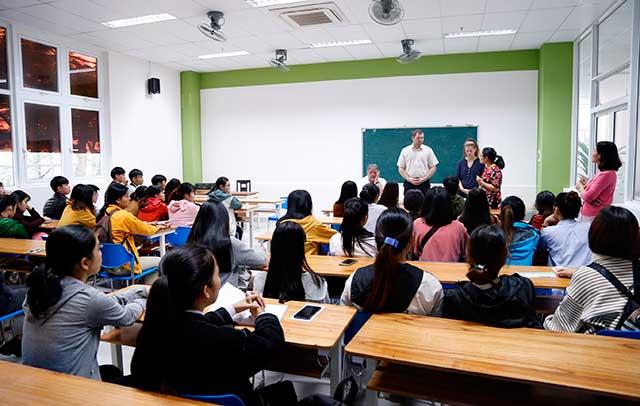 Nhiều Sinh viên Việt Nam cũng lựa chọn du học đại học đức bằng tiếng Anh
