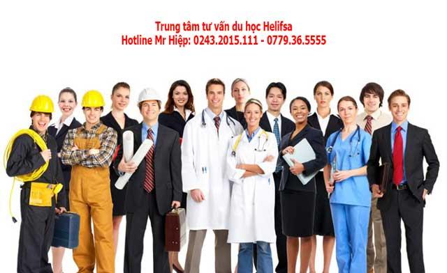 Du học nghề tại Đức được nhiều bạn trẻ quan tâm