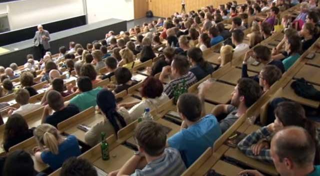 Học Thạc sĩ tại nhiều trường ở Đức được miễn học phí