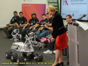 Nhiều trường Đại học ở Ba Lan đầu tư rất lơn vào ngành kỹ thuật