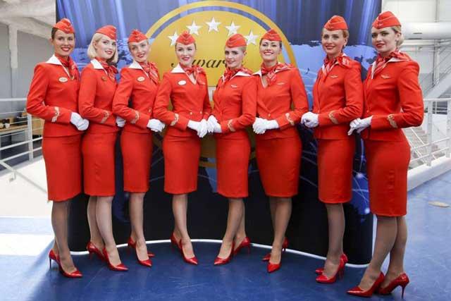 Tiếp viên hàng không là một ngành có mức thu nhập khá hấp dẫn