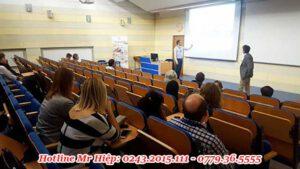 Trường Đại học tại Ba Lan luôn giảng dạy lý thuyết cùng với thực hành để các bạn sinh viên có được trang bị tốt về sau