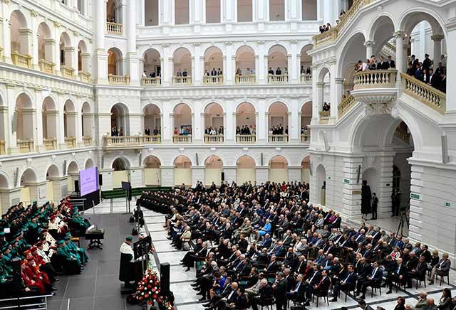 Trường đại học Warsaw - Ba Lan có lịch sử lâu đời tại Ba Lan