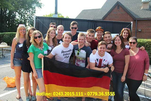Du học Đức bằng tiếng Anh có nhiều lợi thế cho sinh viên Việt Nam