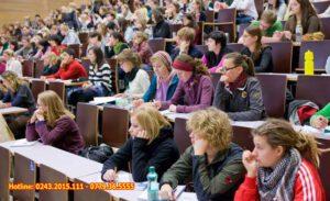 Nhiều trường học ở Đức giảng dạy bằng tiếng Anh