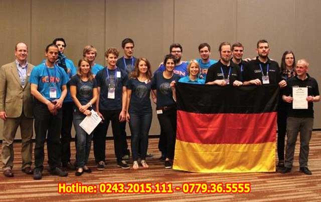Đối với sinh viên quốc tế, được học tập tại Đức bằng tiếng Anh là một lợi thế