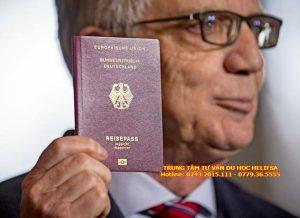 Đức nới lỏng Luật nhập cư cho người nước ngoài vì dân số già hóa