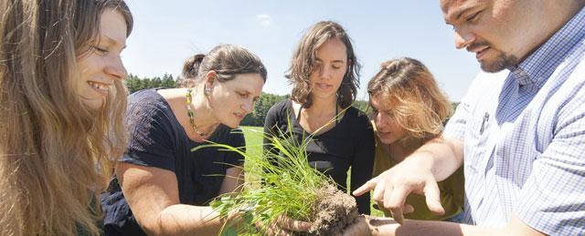 Ngành môi trường hiện tại đang được nền giáo dục Đức quan tâm phát triển