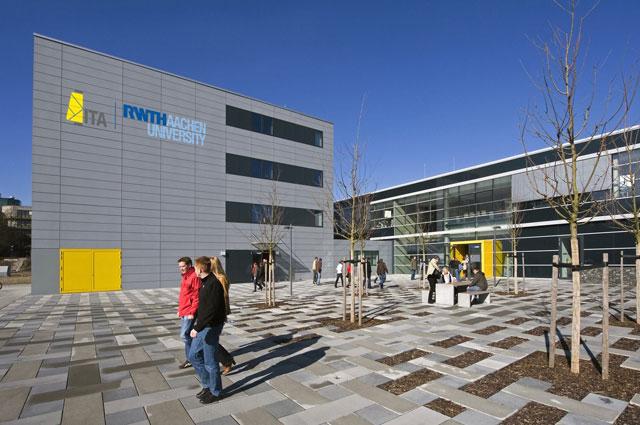 Học bổng trường RWTH Aachen