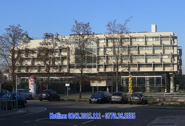 Trường Đại học Stuttgart State Academy of Art and Design