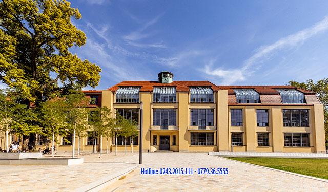 Ngôi trường nổi tiếng với bề dày lịch sử lâu đời trong đào tạo ngành mỹ thuật
