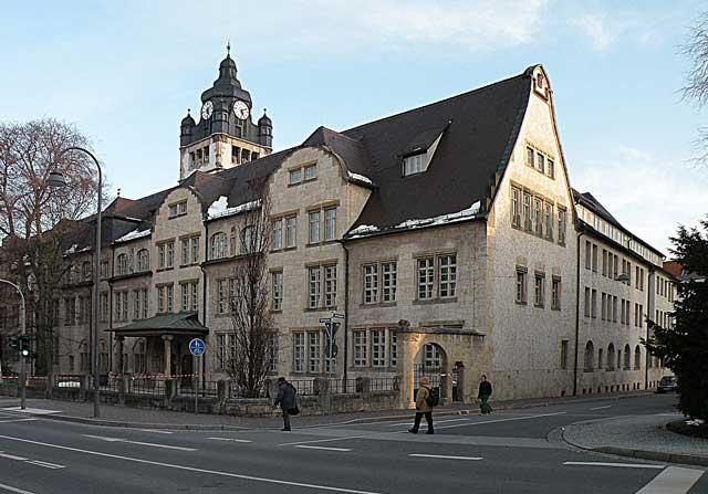 Trường Đại học có quy mô lớn tại Đức