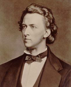 Chopin nhạc sỹ thiên tài của Ba Lan và thế giới