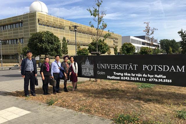 Đại học tổng hợp Potsdam