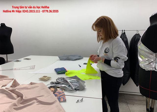 Lĩnh vực thiết kế thời trang ở Ba Lan đang ngày càng phát triển mạnh mẽ
