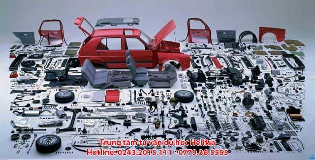 Đức có nhiều hãng ô tô nổi tiếng về chất lượng