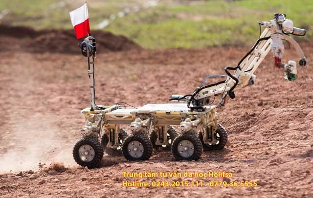Ba Lan có kinh nghiệm và công nghệ xây dựng hiện đại